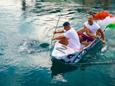 Carton Boat Race - Turbigo